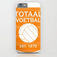 iPhone & iPod Case featuring totaal voetbal est. 1970 by The Voetbal Factory