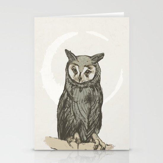 The Watch Keeper Stationery Card
