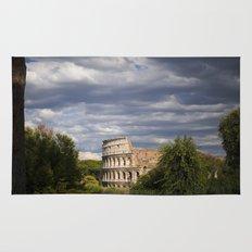 The Roman Colosseum  Rug