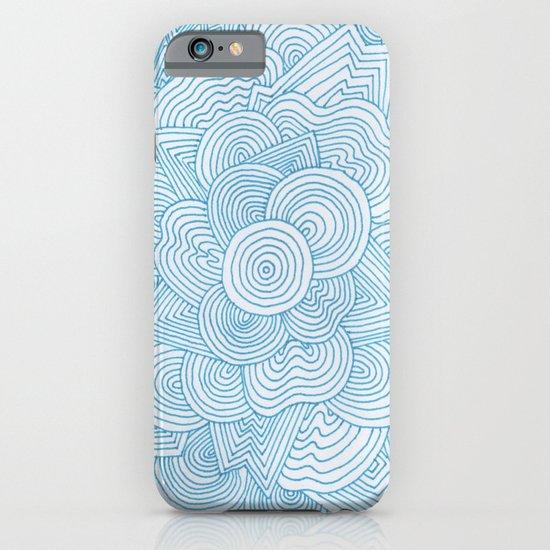 Doodle #1 iPhone & iPod Case
