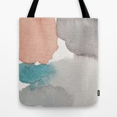 Water and color 22 Tote Bag