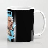 The One Who Knocks Mug