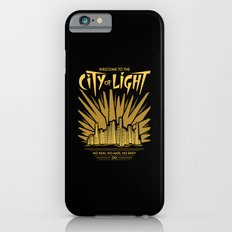 Welcome to the City of Light iPhone 6 Slim Case