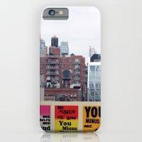 Chelsea, NYC iPhone 6 Slim Case