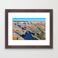Lost In A Wonderful Mome… Framed Art Print