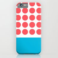 Forty Red Dots Over The … iPhone 6 Slim Case