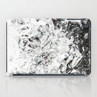 Aluminum Diamonds iPad Case
