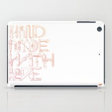 Hand Made With Love iPad Case