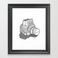 Mamiya Framed Art Print