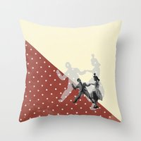 Swing Throw Pillow