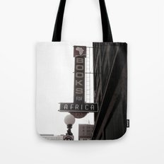 The City She Loves Me Tote Bag