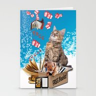 Free Books Stationery Cards