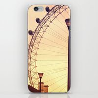 La farola iPhone & iPod Skin