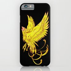 Phoenix on Fire Slim Case iPhone 6s