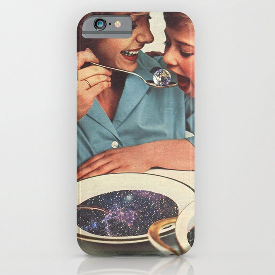 Spacefood iPhone & iPod Case