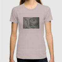 Pecas! Womens Fitted Tee Cinder SMALL