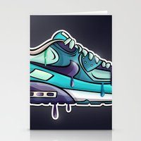 Nike air drop Stationery Cards