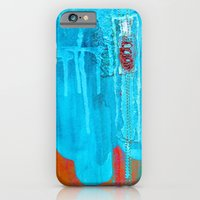 iPhone Cases featuring Mend by Neelie