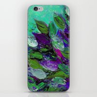 BLOOMING BEAUTIFUL 1 - F… iPhone & iPod Skin