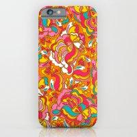 the jazz cloud iPhone 6 Slim Case