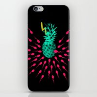 Pineapple iPhone & iPod Skin
