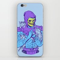 Masters of the Meowniverse iPhone & iPod Skin