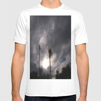 Nula'ain (Breathe) Mens Fitted Tee White SMALL