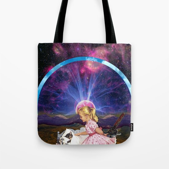 Kitty Litter Tote Bag