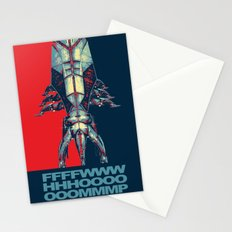 The Call of Reaper -Mass Effect Stationery Cards