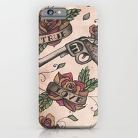 The Guns And The Roses iPhone 6 Slim Case