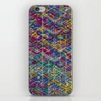 Cuben Network 1 iPhone & iPod Skin