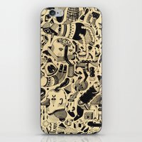 Pretzel iPhone & iPod Skin
