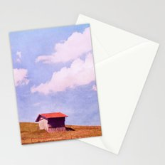 summer house Stationery Cards