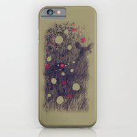 iPhone & iPod Case featuring Deer II by Linette No