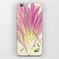 Love Me, Dhalia - Botani… iPhone & iPod Skin