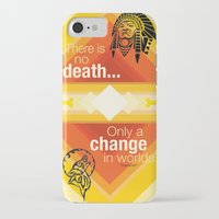 native american iPhone & iPod Cases featuring Native American by Chris Cammarota