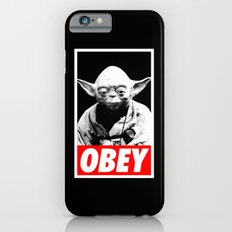 Obey Yoda - Star Wars Slim Case iPhone 6s
