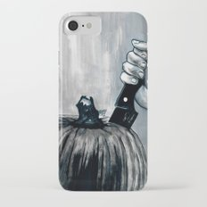 Carve It To Death iPhone 7 Slim Case
