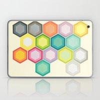 Honeycomb Layers Laptop & iPad Skin