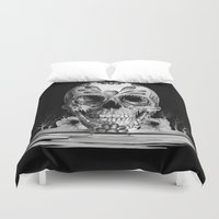 Pulled Sugar, Day Of The… Duvet Cover