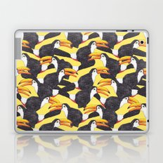 Toucans [yellow] Laptop & iPad Skin