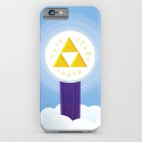 iPhone & iPod Case featuring The Creation of Hyrule by Alexander Danling
