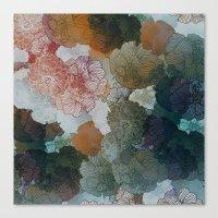 Terra shades Canvas Print
