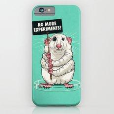 No More Experiments! iPhone 6 Slim Case