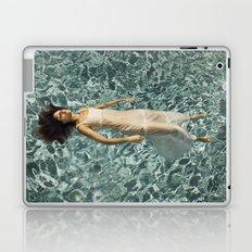 Ophelia in a Pool Laptop & iPad Skin