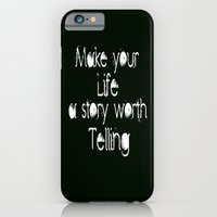 Life Story iPhone 6 Slim Case
