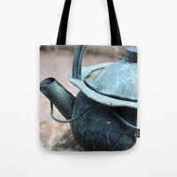 Tea Time, anyone? Tote Bag