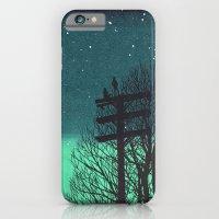 Gone Away Night iPhone 6 Slim Case