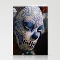 Berry Harvest Muertita Detail Stationery Cards