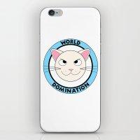 World Domination iPhone & iPod Skin